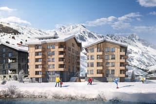 TurmfalkeSuites - Chalet Suites in den Schweizer Alpen (3)