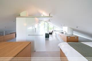 NEUF - Luxueux Loft meublé avec terrasse en première ligne du Lac (3)