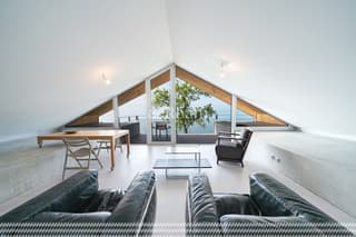 NEUF - Luxueux Loft meublé avec terrasse en première ligne du Lac (2)