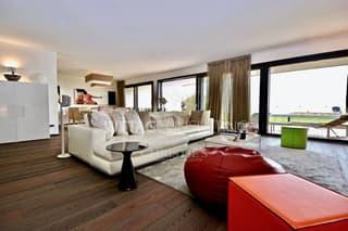 Wohnung in Porza mit privatem Garten & Blick auf den See zu verkaufen (3)