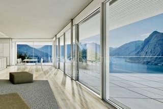 6.5-Zimmer-Wohnung mit zauberhafter Aussicht auf den Luganer See zu verkaufen (2)