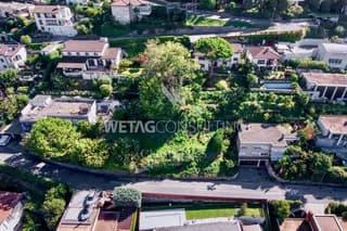 Bauland in Viganello nahe des Zentrums & mit Blick auf den Luganersee zu verkaufen (4)