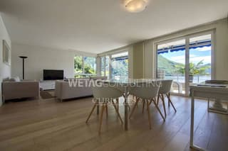 Renommierte 4.5-Zimmer Wohnung in Castagnola direkt am Luganer See zu verkaufen (4)