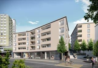 Charmante 1.5-Zimmer-Wohnung mitten in Neuhausen am Rheinfall! (3)