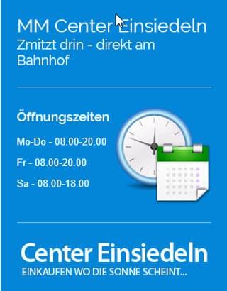 Beste Lage direkt am Eingang im EG - Center Einsiedeln (4)