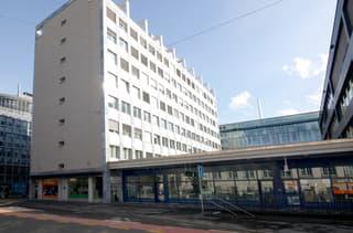 Aussanenansicht Gebäude