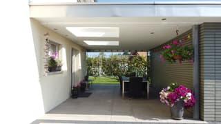 6½ Zimmer Einfamilienhaus an sonniger und sehr ruhiger Wohnstrasse (2)