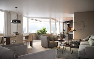 Neue Eigentumswohnungen im sonnigen Tessin nahe dem Lago Maggiore (3)
