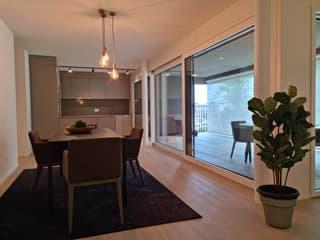 Neue Ferien-Eigentumswohnung nahe dem Golfplatz Losone am Lago Maggiore (4)