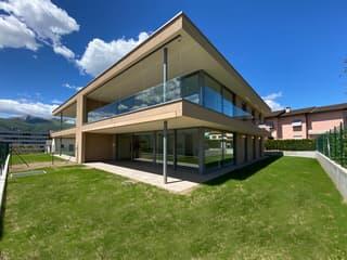 Moderno 3.5 locali con giardino in una residenza di nuova costruzione (3)