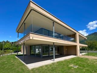 Moderno 3.5 locali con giardino in una residenza di nuova costruzione (2)