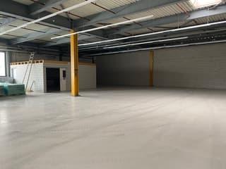 Teilfläche in modernem Hallenbau mit Lagerfläche und Büro- und Personalräumen zu vermieten (3)