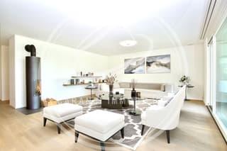 Naturnahe und grosszügige 5.5-Zimmer-Wohnung in Sattel (2)