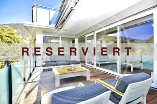 Reserviert - Naturnahe und grosszügige 5.5-Zimmer-Wohnung in Sattel (2)