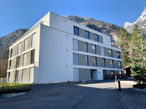 Moderne 3½-Zimmerwohnung in naturnahem Quartier