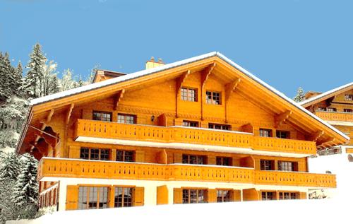A 11 km de Gstaad