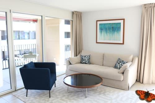 Appartements contemporains... fonctionnels et proches des commodités !