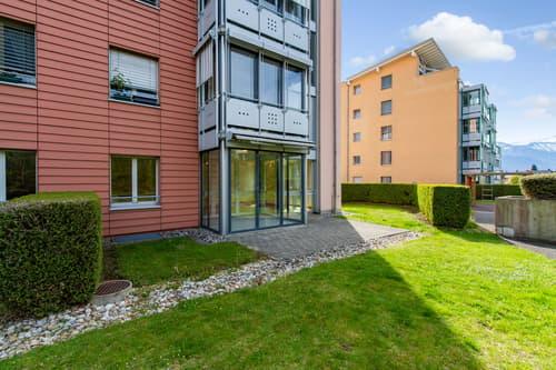 Charmant appartement avec terrasse et jardin