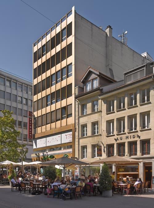Bureau dans la vieille ville de Fribourg