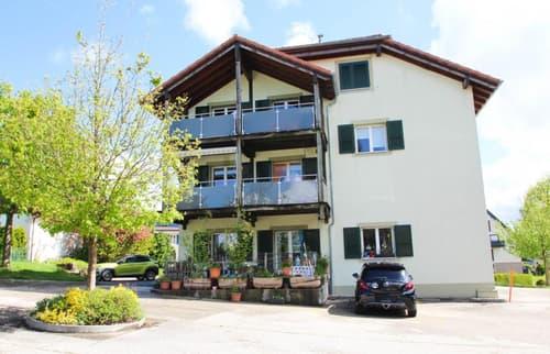 2 petits immeubles de 5 appartements