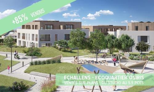 Osiris - Ecoquartier Echallens