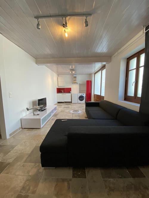 À louer, Appartement meublé, 1233 Bernex, Réf 007