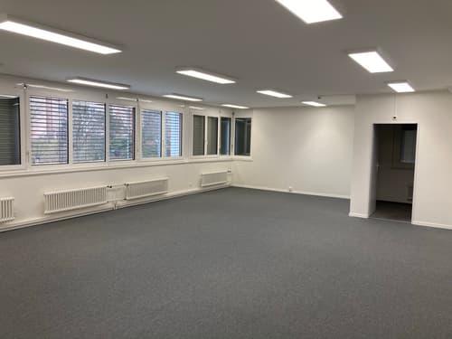 Bureaux de 214 m2 à Lausanne, quartier Gratta-Paille