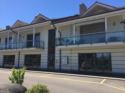 Investisseur - Mies (Terre-Sainte) - Magnifique appartement loué de 4 pièces avec balcon à proximité du lac