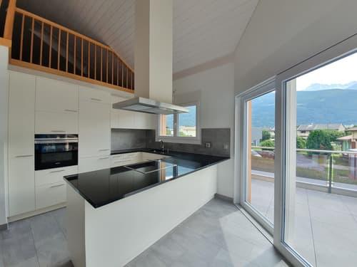 Appartement 3.5 pièces dans une villa individuelle