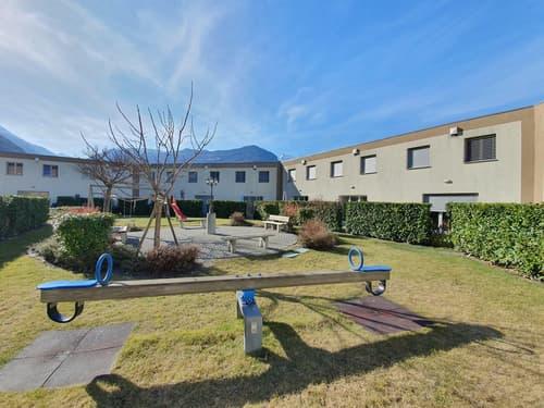 """Complexe """"Hameau du Levant"""", villa 4.5 pièces en duplex"""