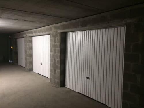 Libre de suite: box sécurisé dans parking sous-terrain