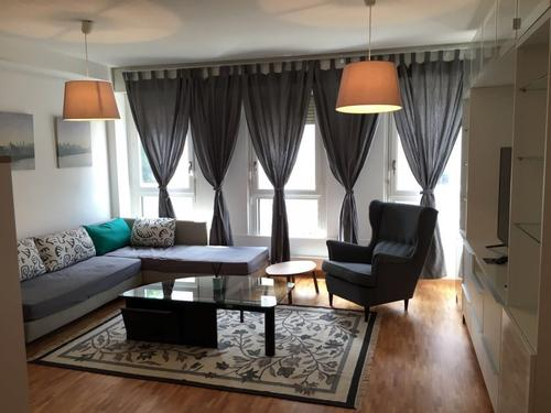 Bel appartement meublé de 55 m2 proche ONU