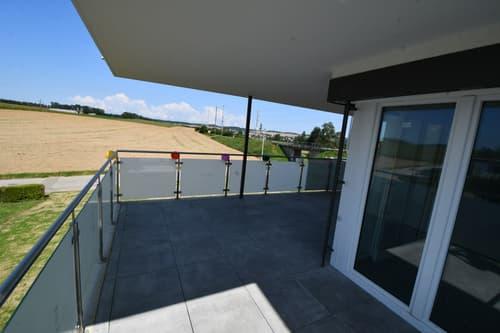 Bel appartement 4.5 pièces avec  terrasse porte-ouverte 23.10.2021