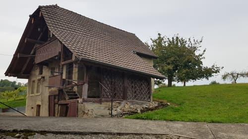 Magnifique maison de 4.5 pièces à rénover