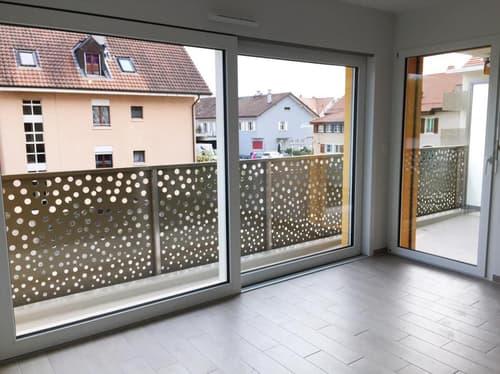 Bel appartement de 2.5 pces avec balcon - Pour investisseur