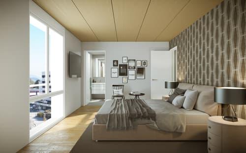 BULLLE / En exclusivité, dernier appartement neuf de 2.5 pièces