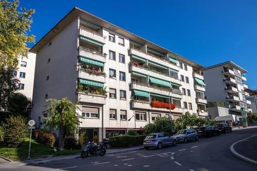 Chemin de Chantegrive 6 - 1004 Lausanne