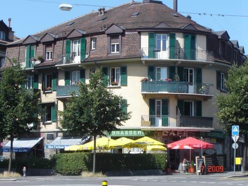 BOUCHERIE - CHARCUTERIE - TRAITEUR / Dans un quartier familial de Lausanne
