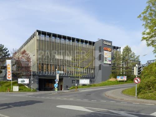 Surface commerciale - Centre La Gottaz