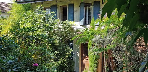 Rare, à 12 min. de Lausanne, magnifique demeure du 18ème avec jardin (1)