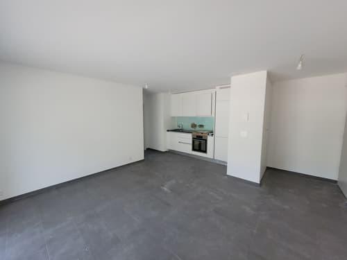 Appartement 2.5 pièces rez de chaussée