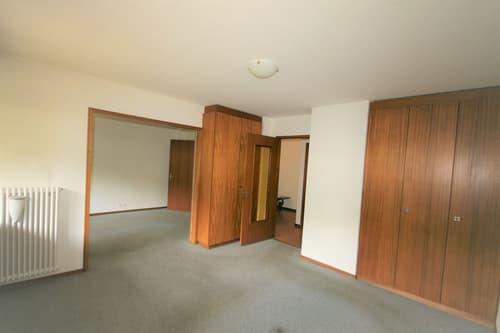 Surface commerciale / appartement à Pont-de-la-Morge