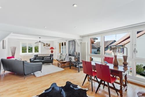 Grande maison avec possibilité de créer deux logements facilement!