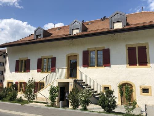 Résidence le Château-Dessous - Lot 2