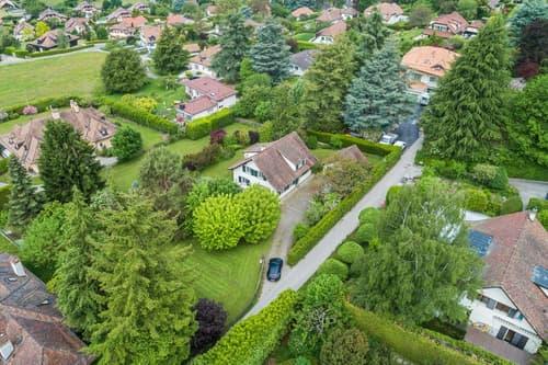 EXCLUSIVITE! Terrain de 2'841 m² pour propriété de standing