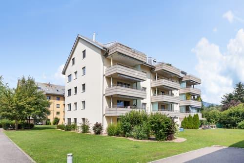 A 2 minutes du centre-ville, bel appartement récent avec terrasse