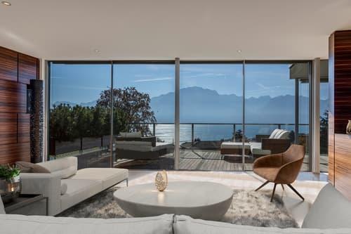 Unique et exceptionnel penthouse avec vue panoramique à 360°