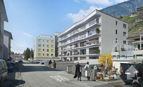 Magnifique appartement de 3.5 pces de 97 m2 avec balcon