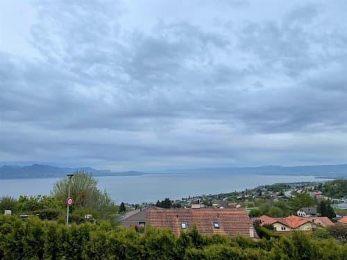 Charmante villa avec vue sur le lac et les montagnes