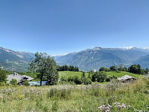 Magnifique parcelle à bâtir avec très belle vue panoramique - CHF 650.--/le m2